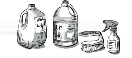 Слика за категорија Средство за чистење стакло