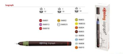 "Picture of ""Rotring"" Isograph - 0,10"