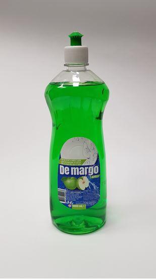 """Слика од Средство за садови """"De Margo"""" - јаболко - 1л."""