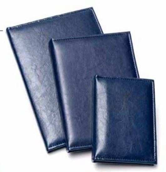 Picture of Notebook B5 with artificial leather covers