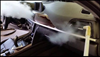 Дезинфикација на ветилацијата и контролната табла во возилото Dezinfekcija na ventilacijata i kontrolnata tabla vo voziloto